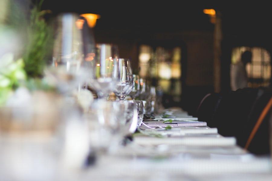 Sopar Maridatge al Restaurant 2007