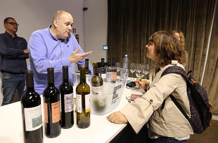 Wine Show in Barcelona