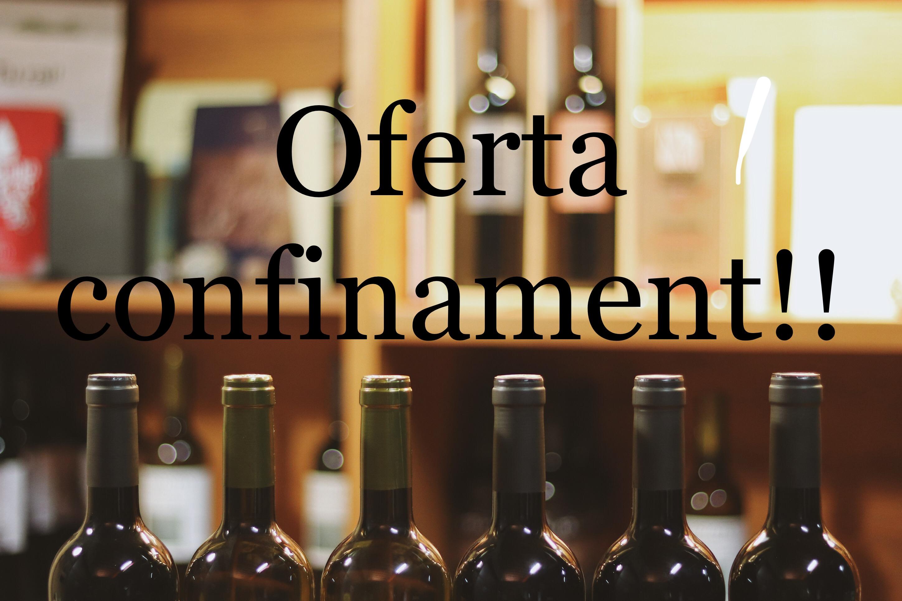Oferta Confinament